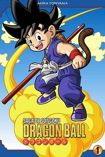 Dragon Ball (1ª Temporada) - Poster / Capa / Cartaz - Oficial 21