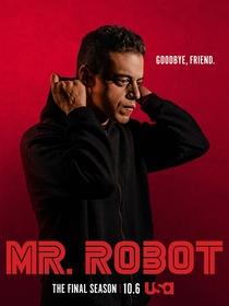Mr. Robot (4ª Temporada) - Poster / Capa / Cartaz - Oficial 1