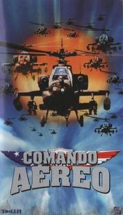 Comando Aéreo - Poster / Capa / Cartaz - Oficial 1