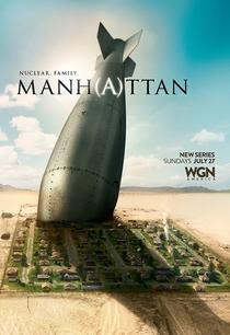 Manhattan (1ª Temporada) - Poster / Capa / Cartaz - Oficial 1