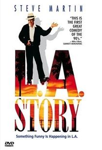 L.A. Story - Poster / Capa / Cartaz - Oficial 4