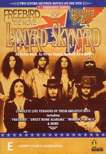 Lynyrd Skynyrd Freebird The Movie - Poster / Capa / Cartaz - Oficial 4