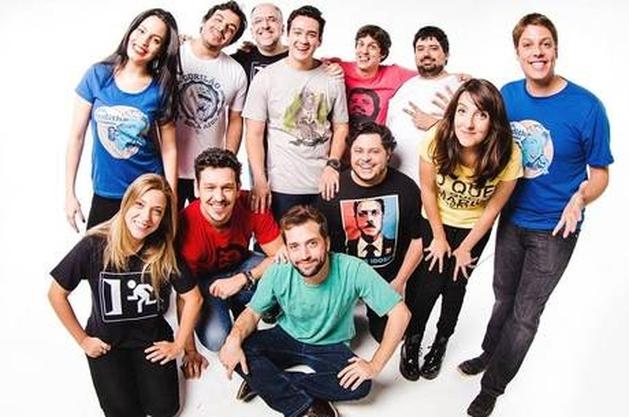 PORTA DOS FUNDOS: anuncia filme para 2015