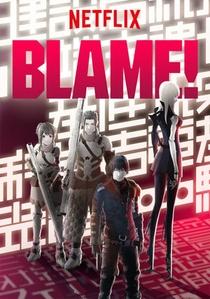 BLAME! - Poster / Capa / Cartaz - Oficial 3
