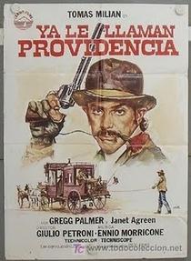 Meu Nome é Providence - Caçador de Recompensas - Poster / Capa / Cartaz - Oficial 1