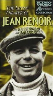 The Little Theatre of Jean Renoir - Poster / Capa / Cartaz - Oficial 1