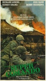 Super Comando - Poster / Capa / Cartaz - Oficial 1