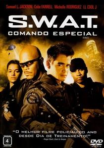 S.W.A.T.: Comando Especial - Poster / Capa / Cartaz - Oficial 4