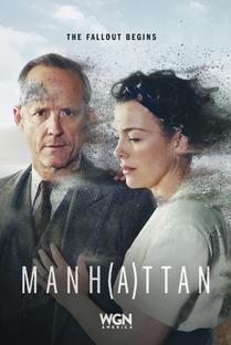 Manhattan (2ª Temporada) - Poster / Capa / Cartaz - Oficial 1