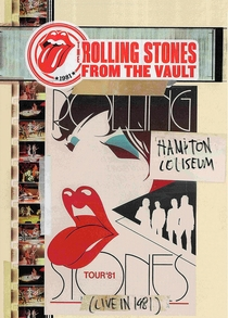 Rolling Stones - Hampton '81 (From The Vault) - Poster / Capa / Cartaz - Oficial 1