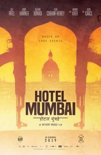 Atentado ao Hotel Taj Mahal - Poster / Capa / Cartaz - Oficial 4
