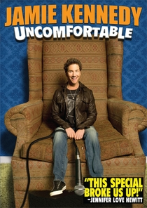 Jamie Kennedy: Uncomfortable - Poster / Capa / Cartaz - Oficial 1