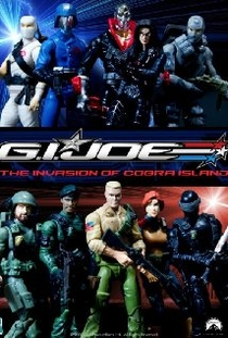 G.I. Joe: The Invasion of Cobra Island - Poster / Capa / Cartaz - Oficial 1