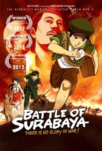 Battle of Surabaya - Poster / Capa / Cartaz - Oficial 7