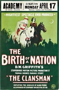 O Nascimento de uma Nação - Poster / Capa / Cartaz - Oficial 5