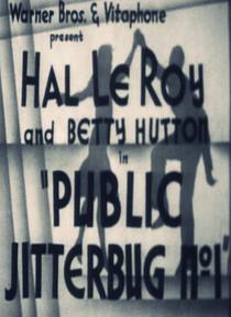 Public Jitterbug No. 1 - Poster / Capa / Cartaz - Oficial 1