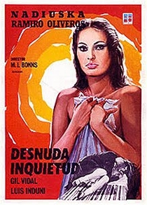 Desnuda Inquietud - Poster / Capa / Cartaz - Oficial 1