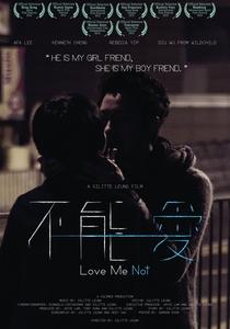Love Me Not  - Poster / Capa / Cartaz - Oficial 1