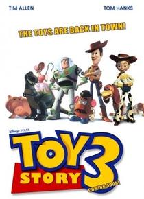 Toy Story 3 - Poster / Capa / Cartaz - Oficial 7