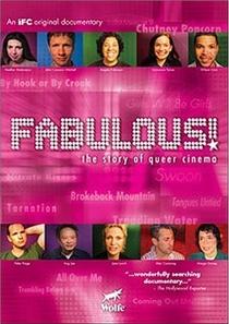 A Fabulosa História do Cinema Queer - Poster / Capa / Cartaz - Oficial 1