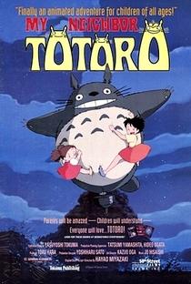 Meu Amigo Totoro - Poster / Capa / Cartaz - Oficial 51
