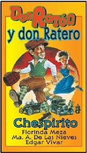Don Ratón y don Ratero - Poster / Capa / Cartaz - Oficial 1