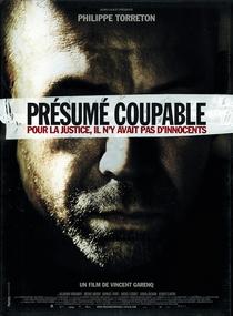 Présumé Coupable - Poster / Capa / Cartaz - Oficial 2
