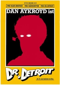 Dr. Detroit e Suas Mulheres - Poster / Capa / Cartaz - Oficial 2