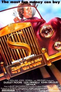 Arthur - O Milionário Sedutor - Poster / Capa / Cartaz - Oficial 5