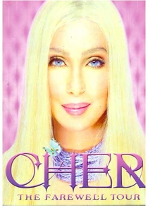 Cher - The Farewell Tour - Poster / Capa / Cartaz - Oficial 1