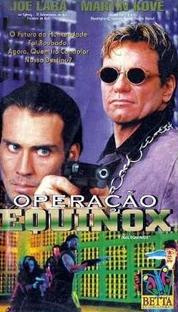 Operação Equinox - Poster / Capa / Cartaz - Oficial 1