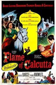 A Chama de Calcutá - Poster / Capa / Cartaz - Oficial 1