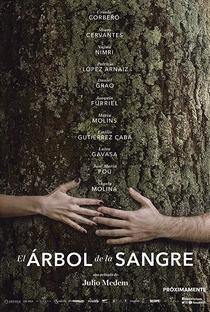Árvore de Sangue - Poster / Capa / Cartaz - Oficial 1
