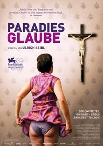 Paraíso: Fé - Poster / Capa / Cartaz - Oficial 1