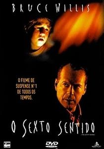 O Sexto Sentido - Poster / Capa / Cartaz - Oficial 2