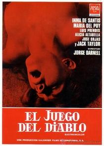 El Juego del Diablo - Poster / Capa / Cartaz - Oficial 1