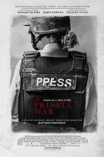 Uma Guerra Pessoal - Poster / Capa / Cartaz - Oficial 2