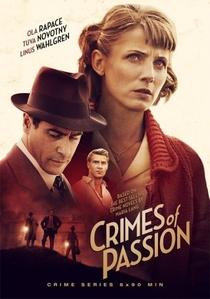 Crimes of Passion - Poster / Capa / Cartaz - Oficial 1