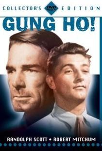 Gung Ho! - A Batalha dos Fuzileiros Navais - Poster / Capa / Cartaz - Oficial 1