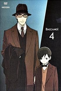 Baccano! - Poster / Capa / Cartaz - Oficial 5
