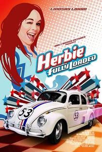 Herbie: Meu Fusca Turbinado - Poster / Capa / Cartaz - Oficial 1
