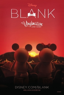 Blank: A Vinylmation Love Story - Poster / Capa / Cartaz - Oficial 1