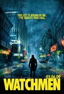 Watchmen: O Filme - Poster / Capa / Cartaz - Oficial 4