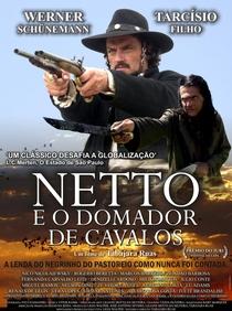 Netto e o domador de cavalos - Poster / Capa / Cartaz - Oficial 1