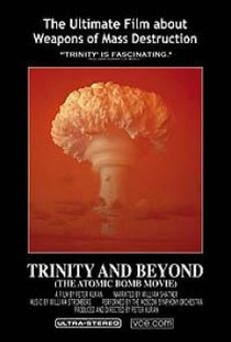 Trinity and Beyond - Poster / Capa / Cartaz - Oficial 4