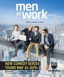 Men at Work (1ª Temporada) - Poster / Capa / Cartaz - Oficial 1