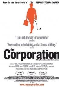 The Corporation - Poster / Capa / Cartaz - Oficial 1