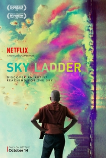 Escada para o Céu: A Arte de Cai Guo-Qiang - Poster / Capa / Cartaz - Oficial 1