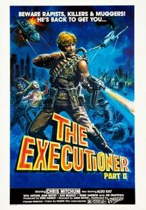 O Executor 2 - Poster / Capa / Cartaz - Oficial 1
