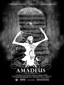 Amadeus - Poster / Capa / Cartaz - Oficial 9